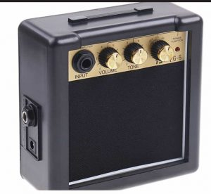 Andoer Electric Guitar Amp Amplifier PG-5 5W
