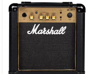 Marshall MG10G 10W Electric Guitar Combo Amplifier review