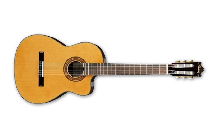 Ibanez GA6CE Acoustic-Electric Classical Guitar