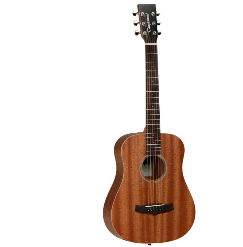 Tanglewood TW2 T Travel Acoustic Guitar - Natural